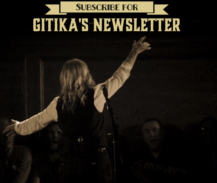 gitika's newsletter