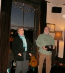 Pierre Barrel and Margaret Double