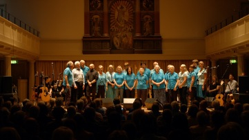 3BJ Bristol Mum's Choir 1