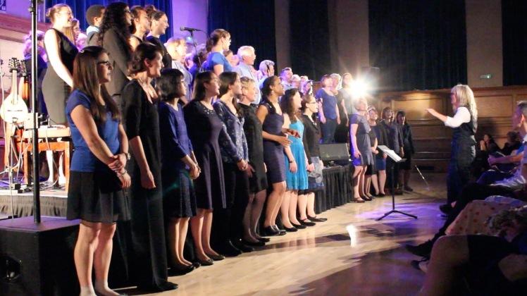 3BJ London Both Choirs 2